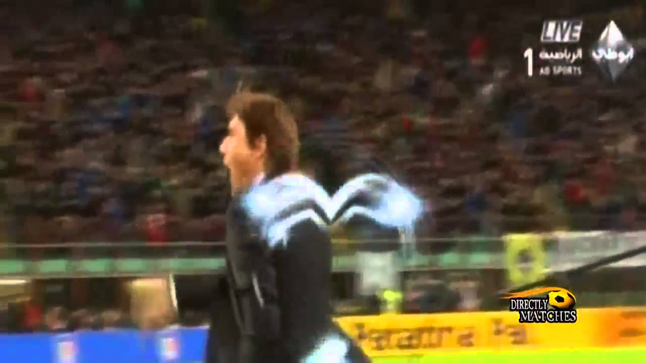 ايطاليا وكرواتيا 1-1