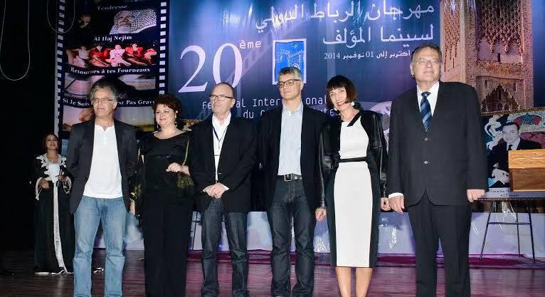 اختتام سينما المؤلف بتتويج الفيلم الايراني