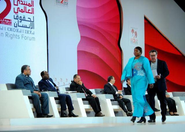 الإعلان في مراكش عن تأسيس الشبكة العربية الإفريقية للنساء القاضيات