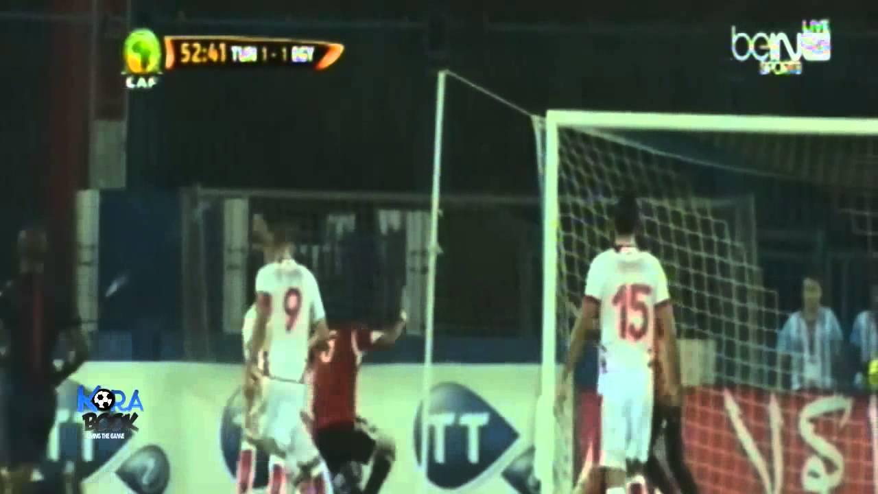 تونس 2-1 مصر