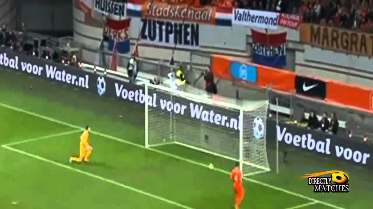 هولندا والمكسيك 2-3