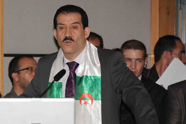 تجمع أمل الجزائر يرحب بمبادرة بناء إجماع وطني