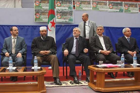 """المعارضة الجزائرية تطالب بـ""""رئاسيات مسبقة"""""""