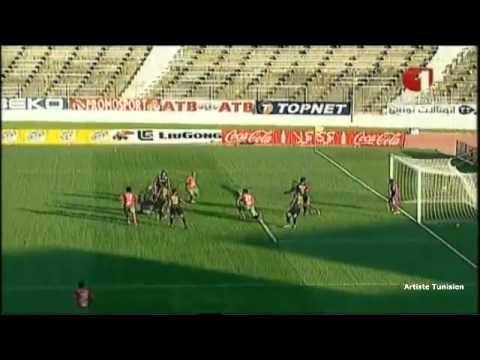 هدف عالمي في الدوري التونسي