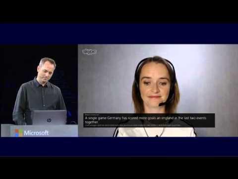 مايكروسوفت تضيف برنامج يترجم المحادثات في السكايب