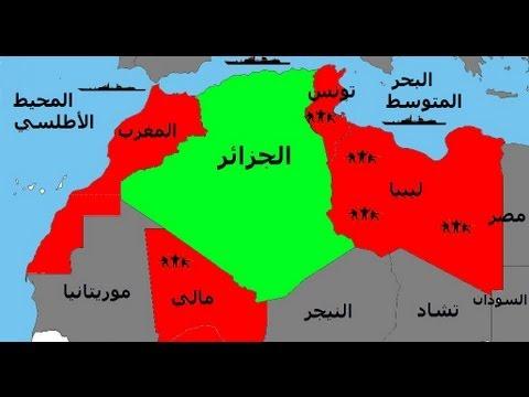 هل ستصبح الجزائر الهدف التالي بعد سوريا؟