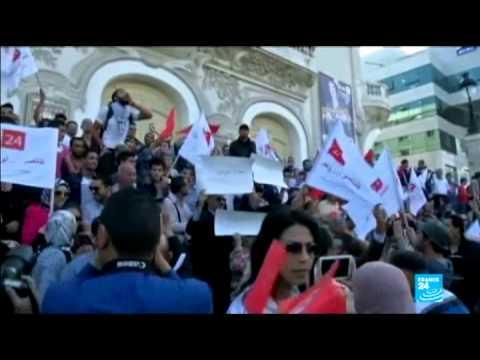 الشعب التونسي في انتظار الانتخابات الرئاسية