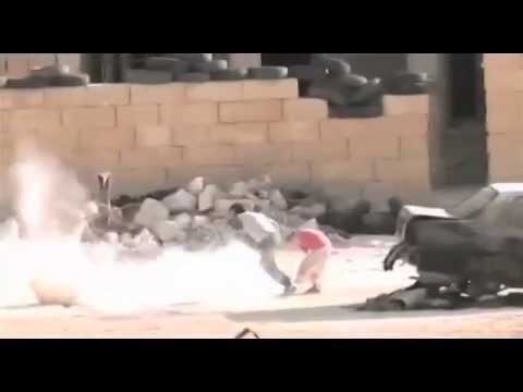 أطفال سوريا يتحدون الرصاص