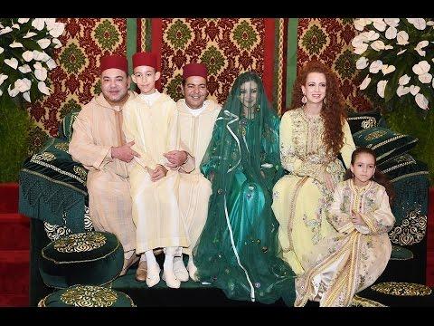 زفاف الأمير مولاي رشيد