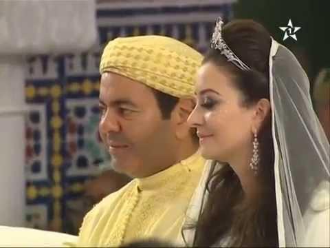 حفل زفاف الأمير مولاي رشيد