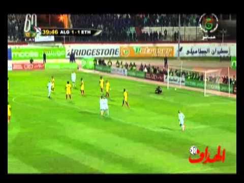 الجزائر- اثيوبيا: 3-0