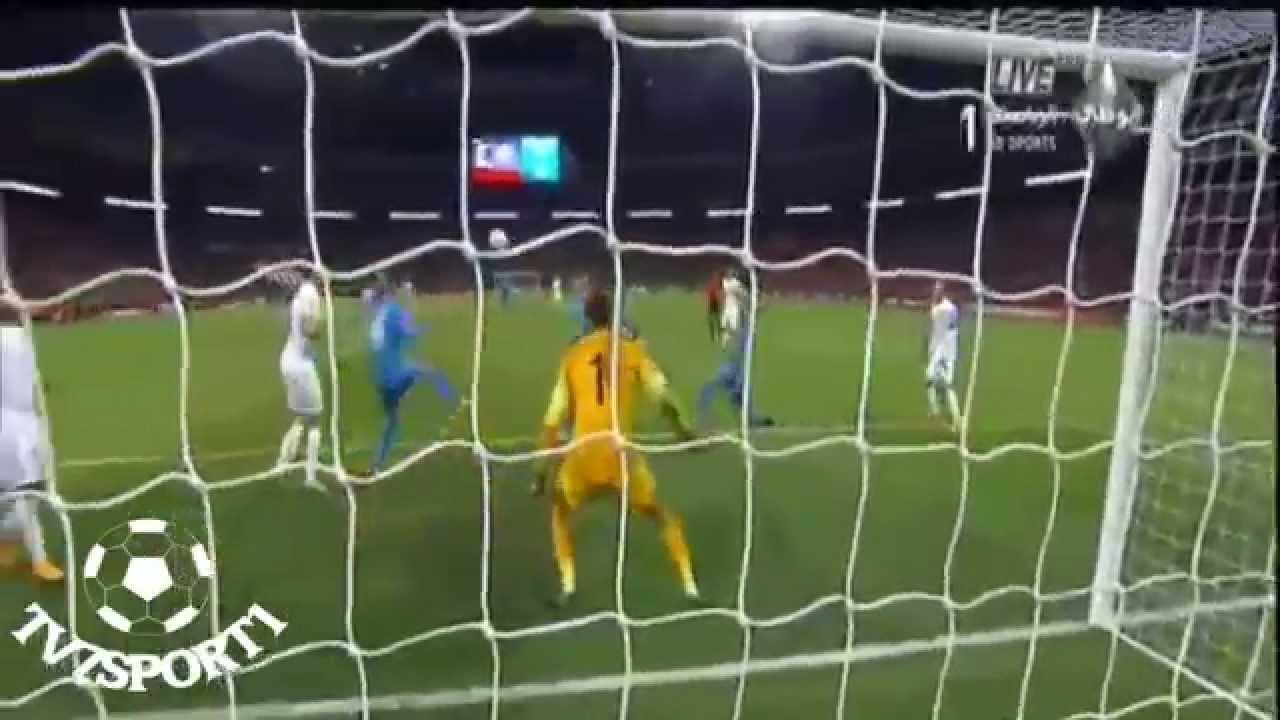 انجلترا-سلوفينيا:3-1