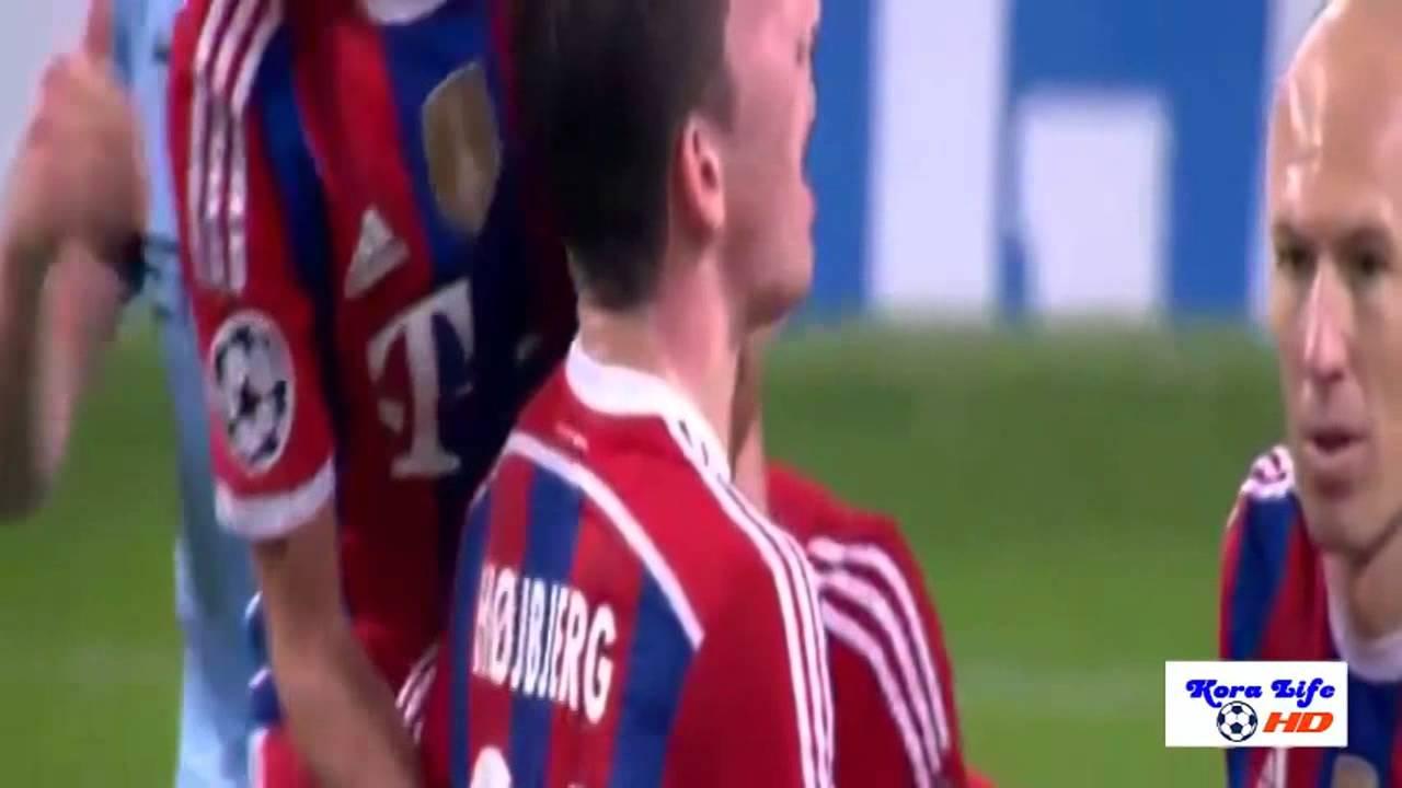 سيتي وبايرن ميونخ 3-2