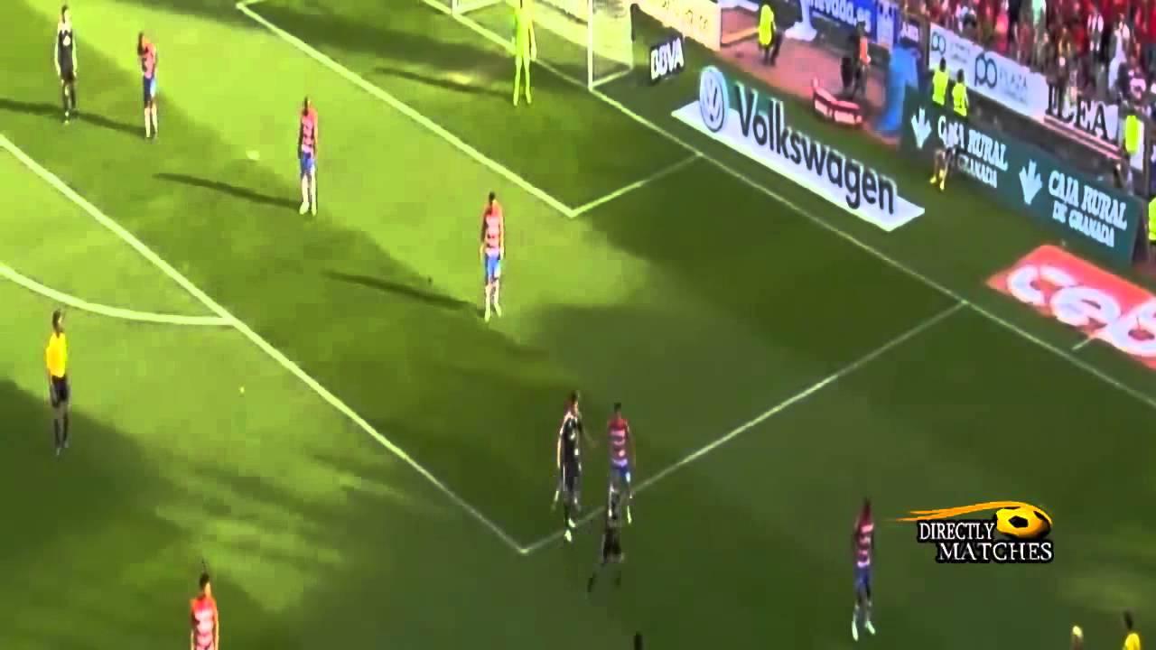 ريال مدريد- غرناطة:4-0