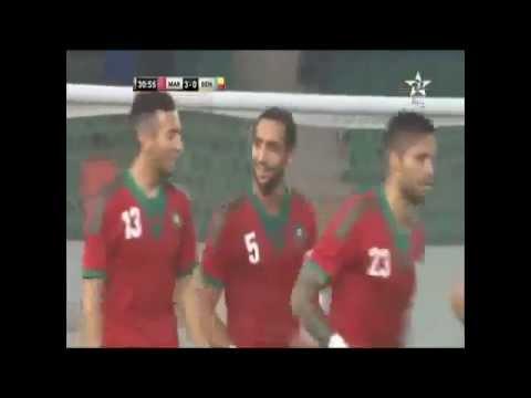 المغرب - البينين:6-1