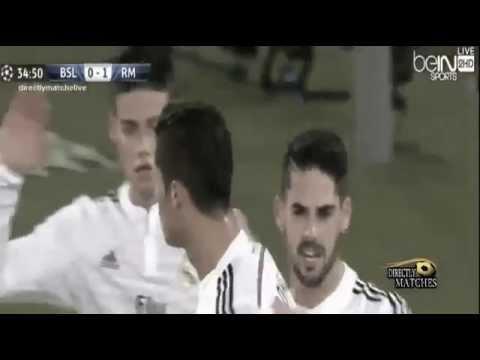 هدف رونالدو 71 على بازل