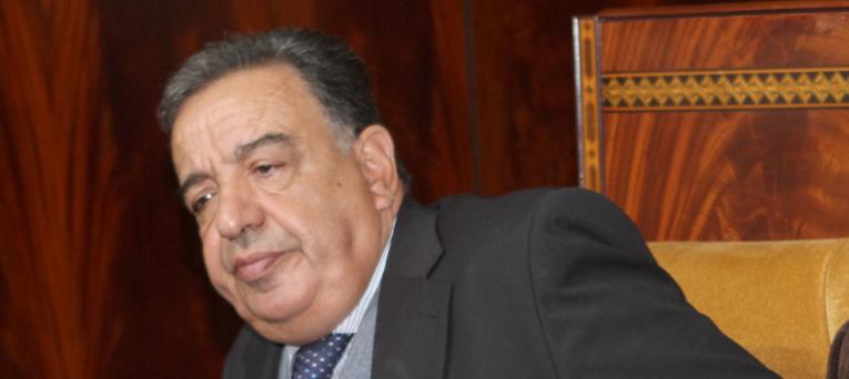 عاجل…وفاة أحمد الزايدي الرئيس السابق لفريق الاتحاد بالبرلمان