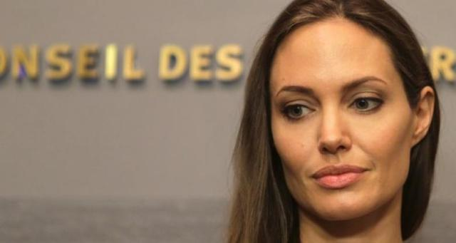 أنجلينا جولي لا تنوي اعتزال التمثيل