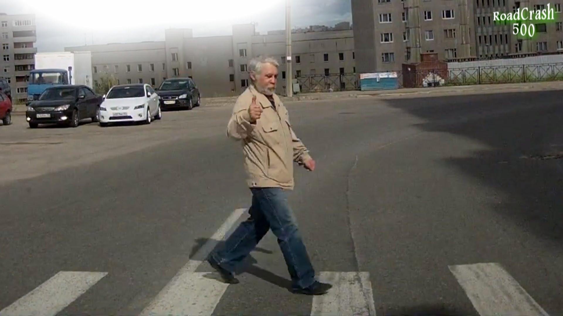 طرائف في شوارع روسيا