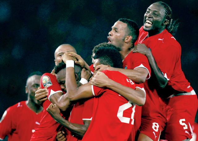 مشاركة منتخب غينيا في كأس افريقيا غير قانونية
