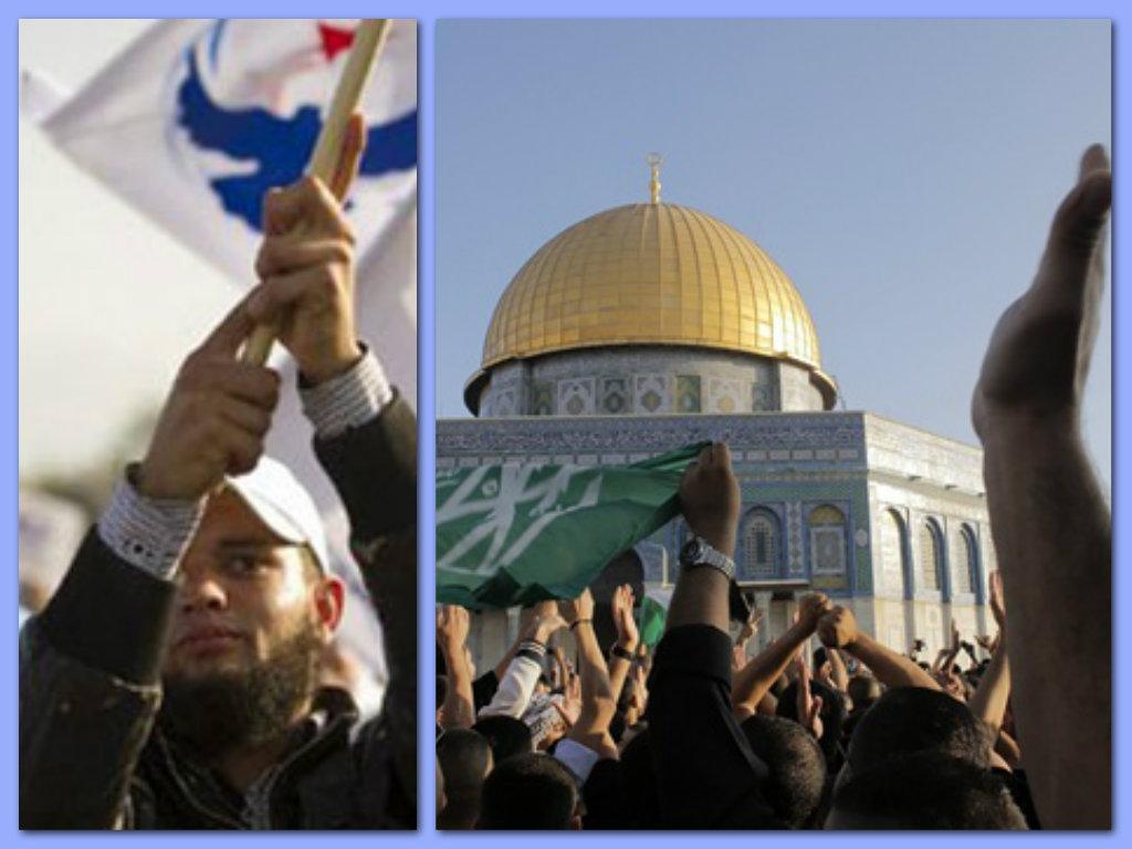 حركة النهضة تدعو إلى مسيرة لمناهضة اعتداءات الاحتلال على القدس الشريف