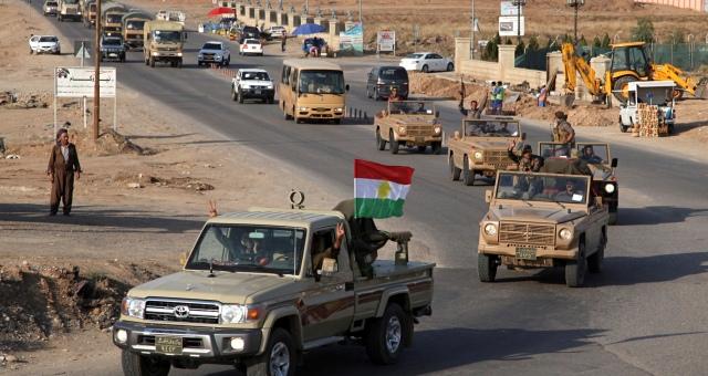 الأكراد يقطعون إمدادات