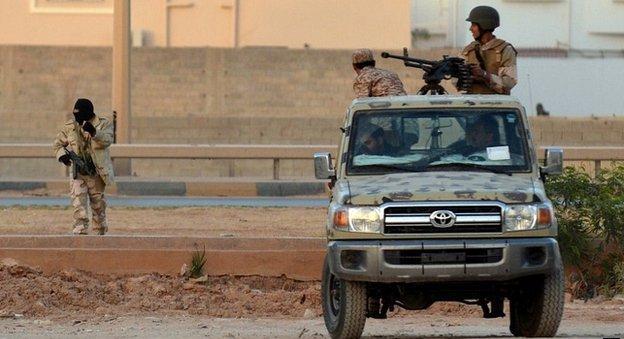 بالرغم من الهدنة..استمر تبادل إطلاق النار في بنغازي