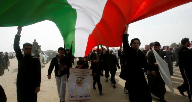 نشطاء صحراويون يتظاهرون اليوم  في مخيمات تيندوف ضد عنف البوليساريو