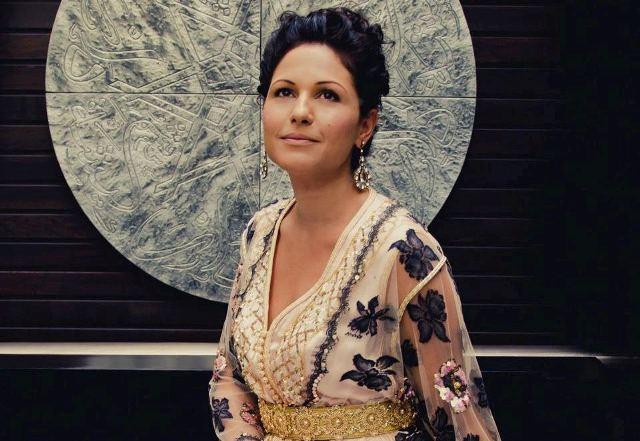 الكشف عن خمسة أسرار في حياة شميشة نجمة برامج الطبخ في التلفزيون المغربي