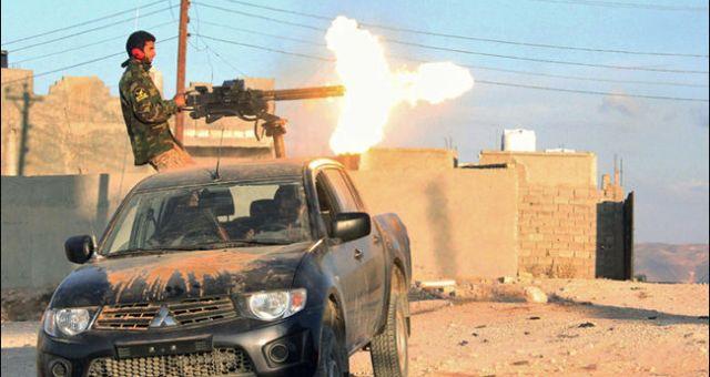 وضع كارثي في بنغازي بسبب استمرار المعارك