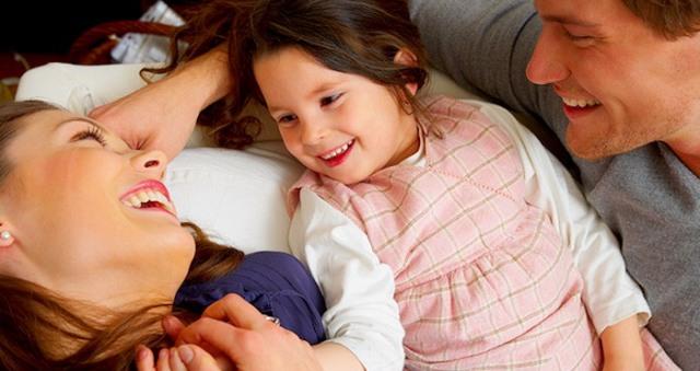 هل إنجاب الأولاد يسعد الأهل؟