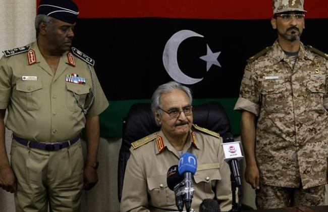 قوات حفتر تعلن هدنة في بنغازي لمدة 12 ساعة