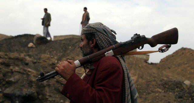 اليمن: مقتل 7 حوثيين على يد القاعدة برداع
