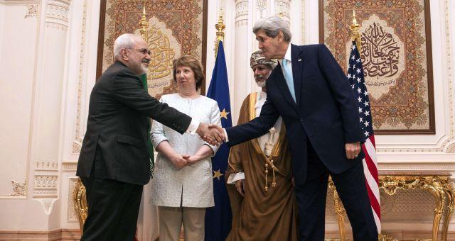 اختتام محادثات الملف النووي الإيراني بمسقط