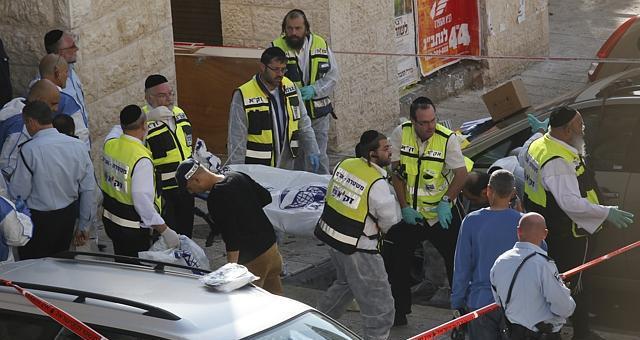 Israelis killed