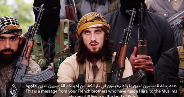 فرنسا تحقق في فيديو لداعش يدعو الفرنسيين