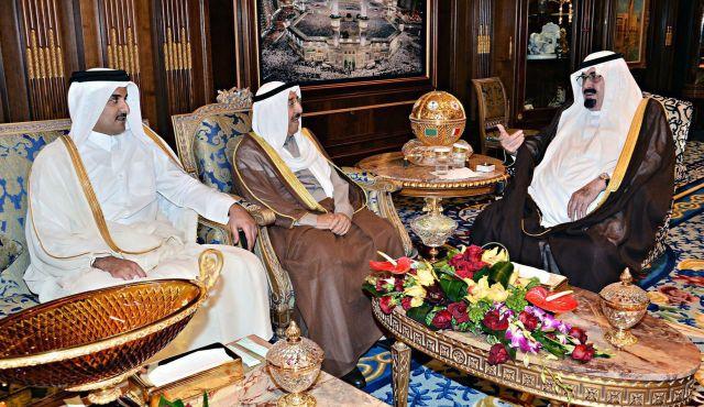 دول الخليج مازالت على خلاف كبير مع قطر