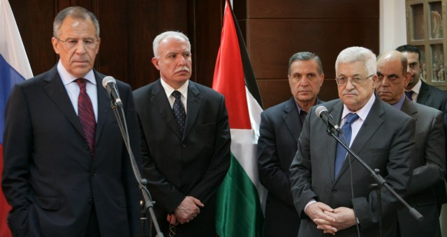 روسيا ستدعم أي قرار أممي لإقامة دولة فلسطينية