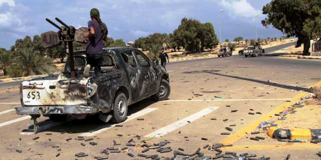 هل ينبغي نشر قوات دولية في ليبيا من أجل عودة الاستقرار للبلاد؟