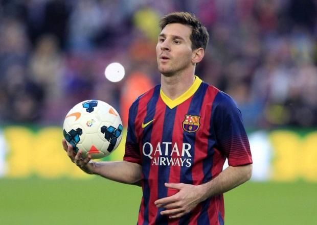 ميسي يؤكد رغبته في الرحيل عن برشلونة