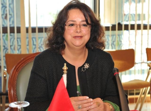 السفيرة أخرباش تدعو إلى تعزيز التعاون بين المغرب وبلغاريا