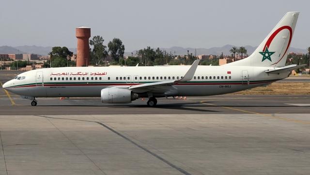الخطوط الملكية المغربية تعزز رحلاتها الجوية لفك العزلة عن المناطق المتضررة