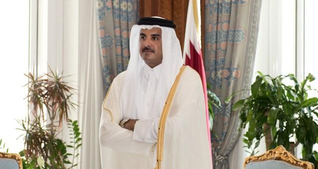 أمير قطر ينتقد سياسة محاربة الإرهاب والتطرف