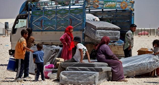 اتهامات للأردن بإرغام لاجئين على العودة لسوريا