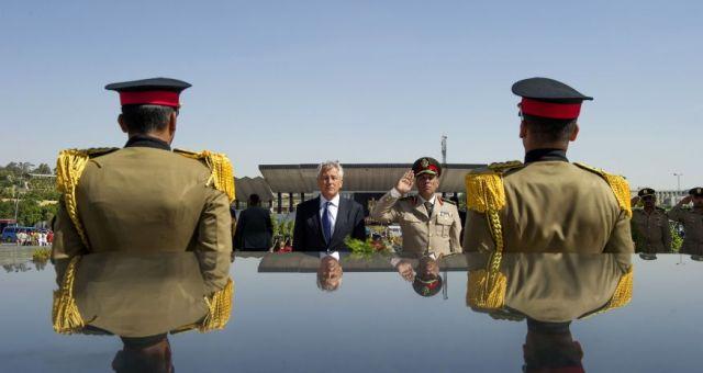 المساعدات العسكرية الأمريكية لمصر لن تتأثر