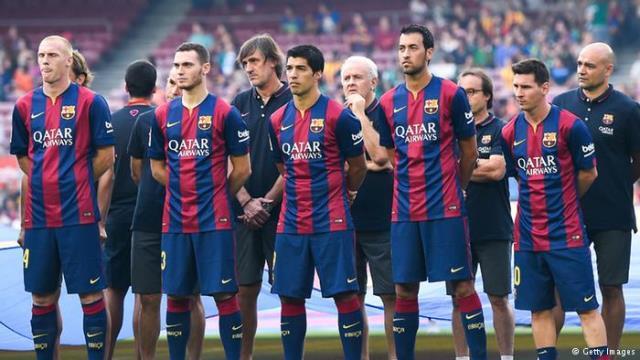 خمسة لاعبين يغيبون عن تشكيلة برشلونة