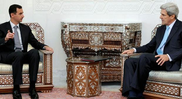 هل ستضع أمريكا يدها أخيرا في يد الأسد؟