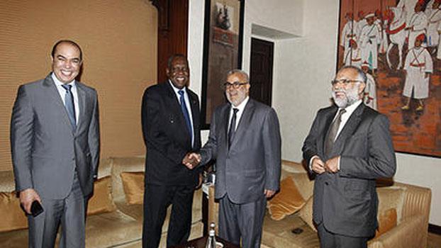 مصير كأس افريقيا 2015 في طاولة الحكومة