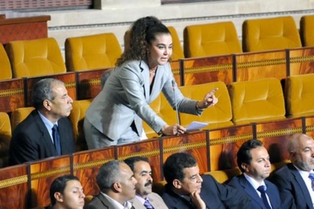 بشرى برجال: كل مسؤولي التلفزيون المغربي شاخوا وآن لهم الرحيل