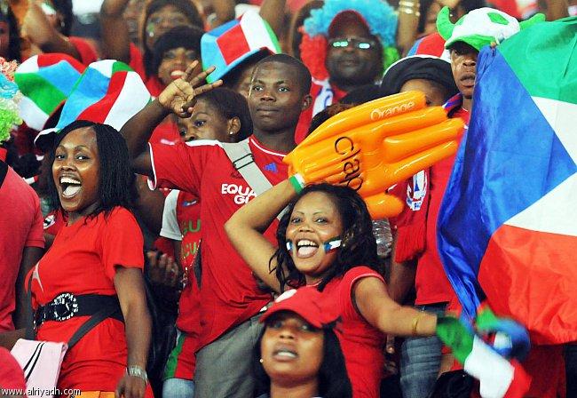 رسميا غينيا الاستوائية تحتضن كأس افريقيا للأمم 2015